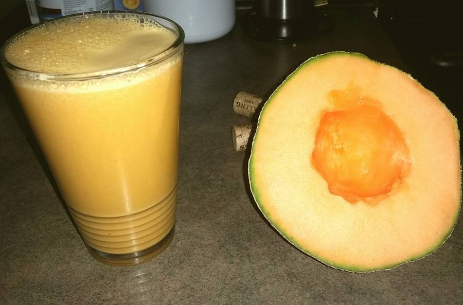 Solar Power Recipe Cantaloupe Seed Milk Solar Power Health Cantaloupe melons have a fairly soft exterior skin that can be easily punctured and penetrated. solar power recipe cantaloupe seed milk solar power health